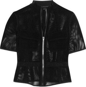 Alexander Wang Mesh Jacket